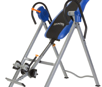 Ironman iControl 500 Inversion Table