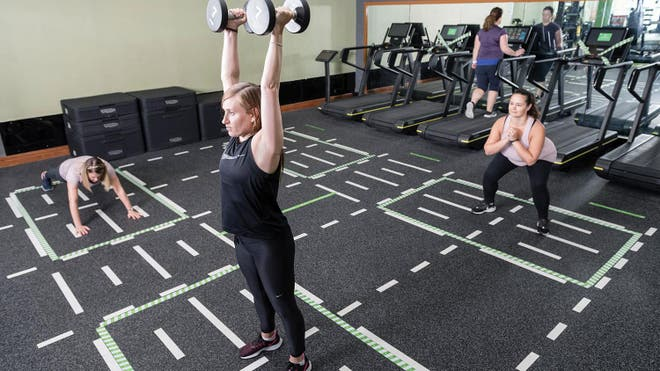 How to Stay Safe as Gyms Reopen